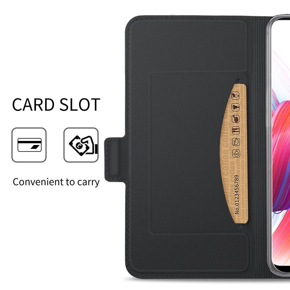 Slim Card Wallet Huawei P30 Pro musta