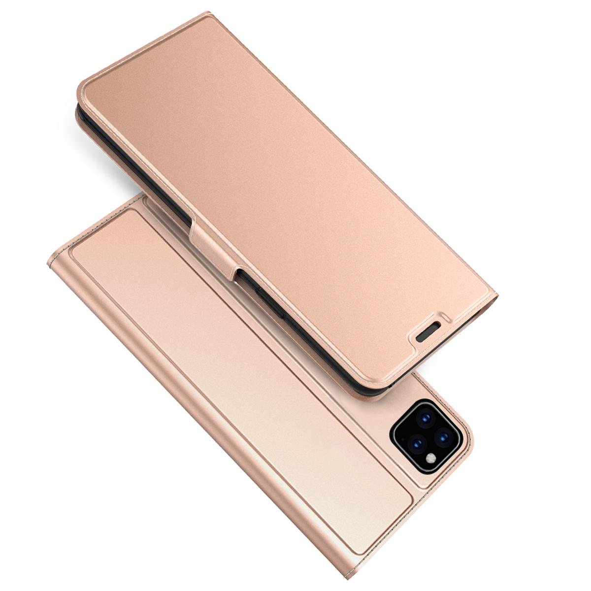 Slim Card Wallet iPhone 11 ruusukulta