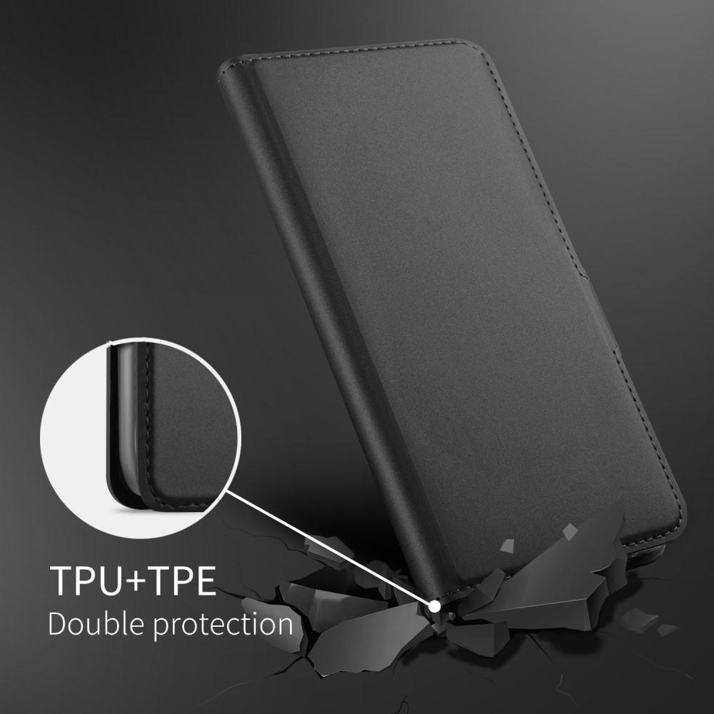 Slim Card Wallet OnePlus 6T musta