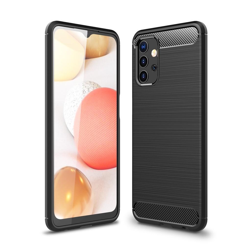Brushed TPU Kuori Galaxy A32 5G Black