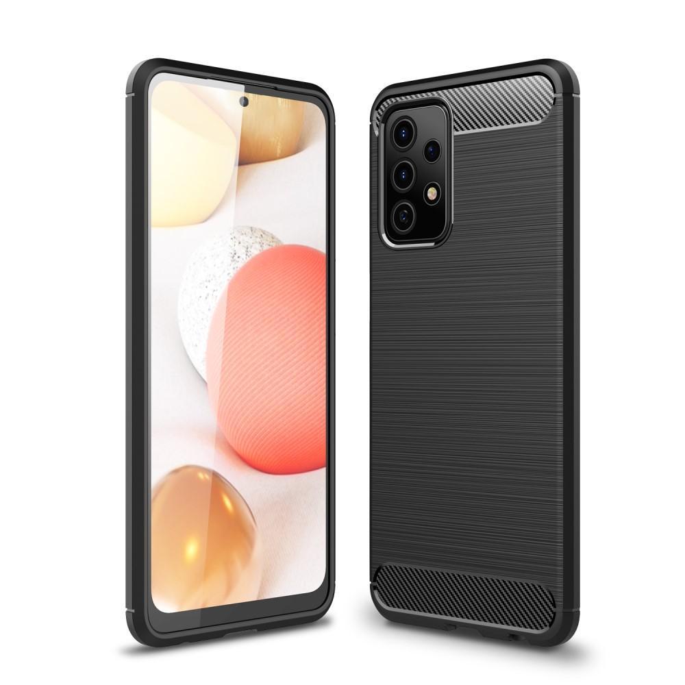 Brushed TPU Kuori Galaxy A52 5G Black