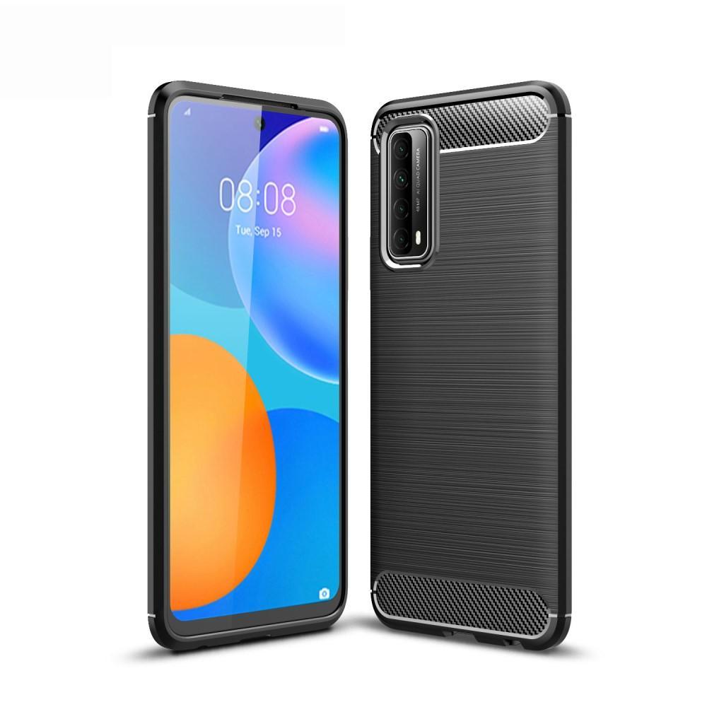 Brushed TPU Kuori Huawei P smart 2021 Black