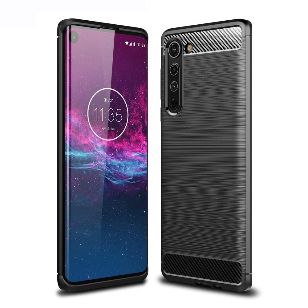 Brushed TPU Kuori Motorola Edge Black