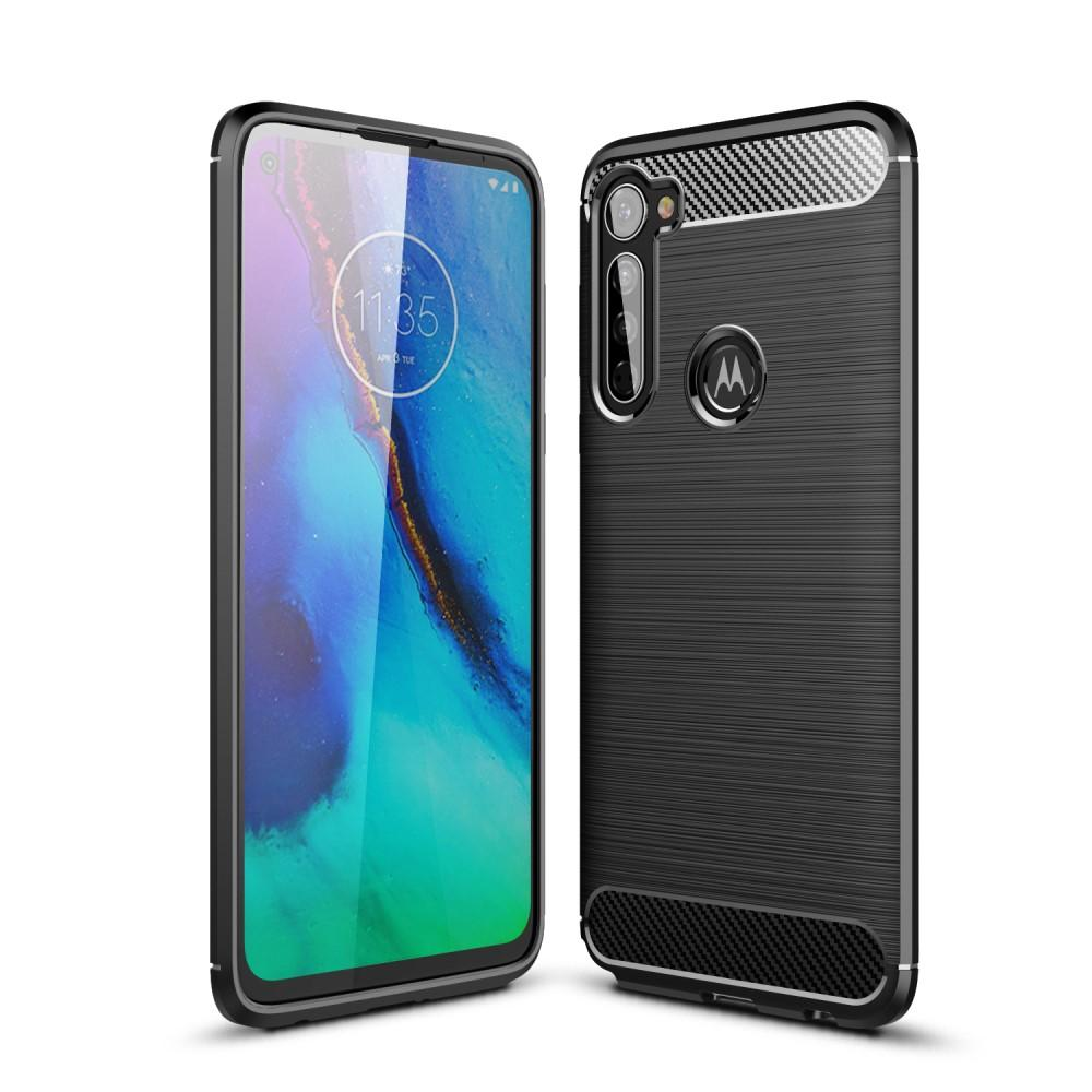 Brushed TPU Kuori Motorola Moto G Pro Black