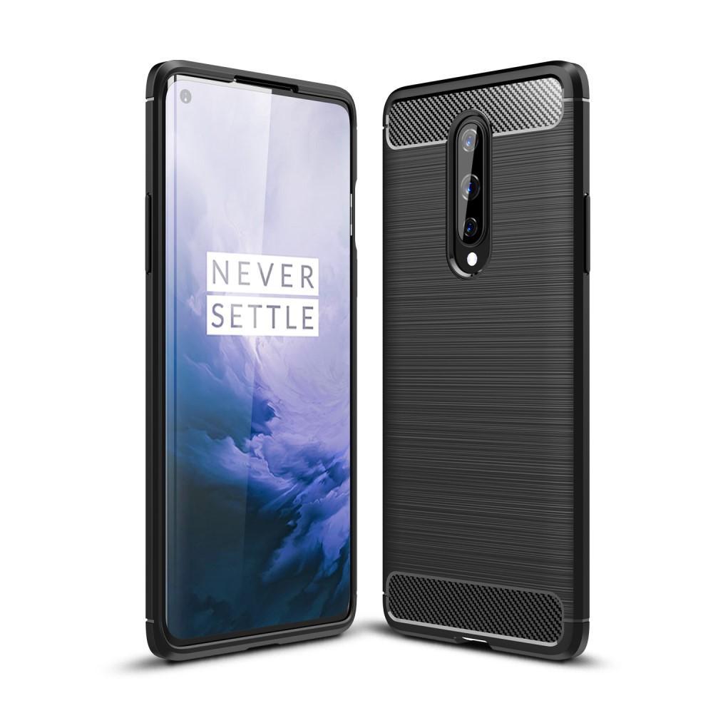 Brushed TPU Kuori OnePlus 8 Black