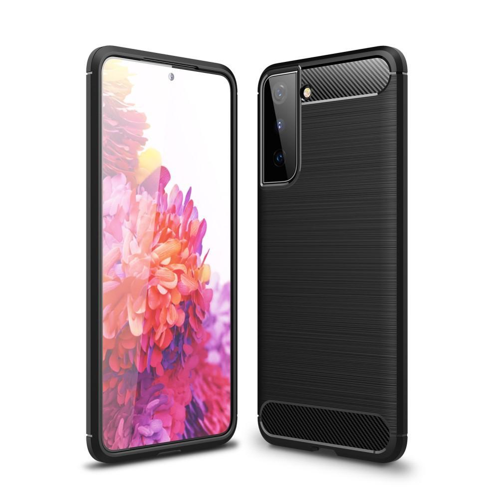 Brushed TPU Kuori Samsung Galaxy S21 Plus Black