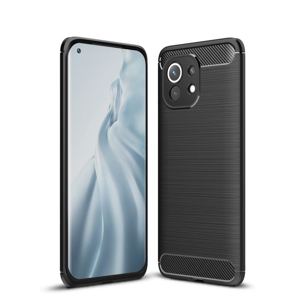 Brushed TPU Kuori Xiaomi Mi 11 Black