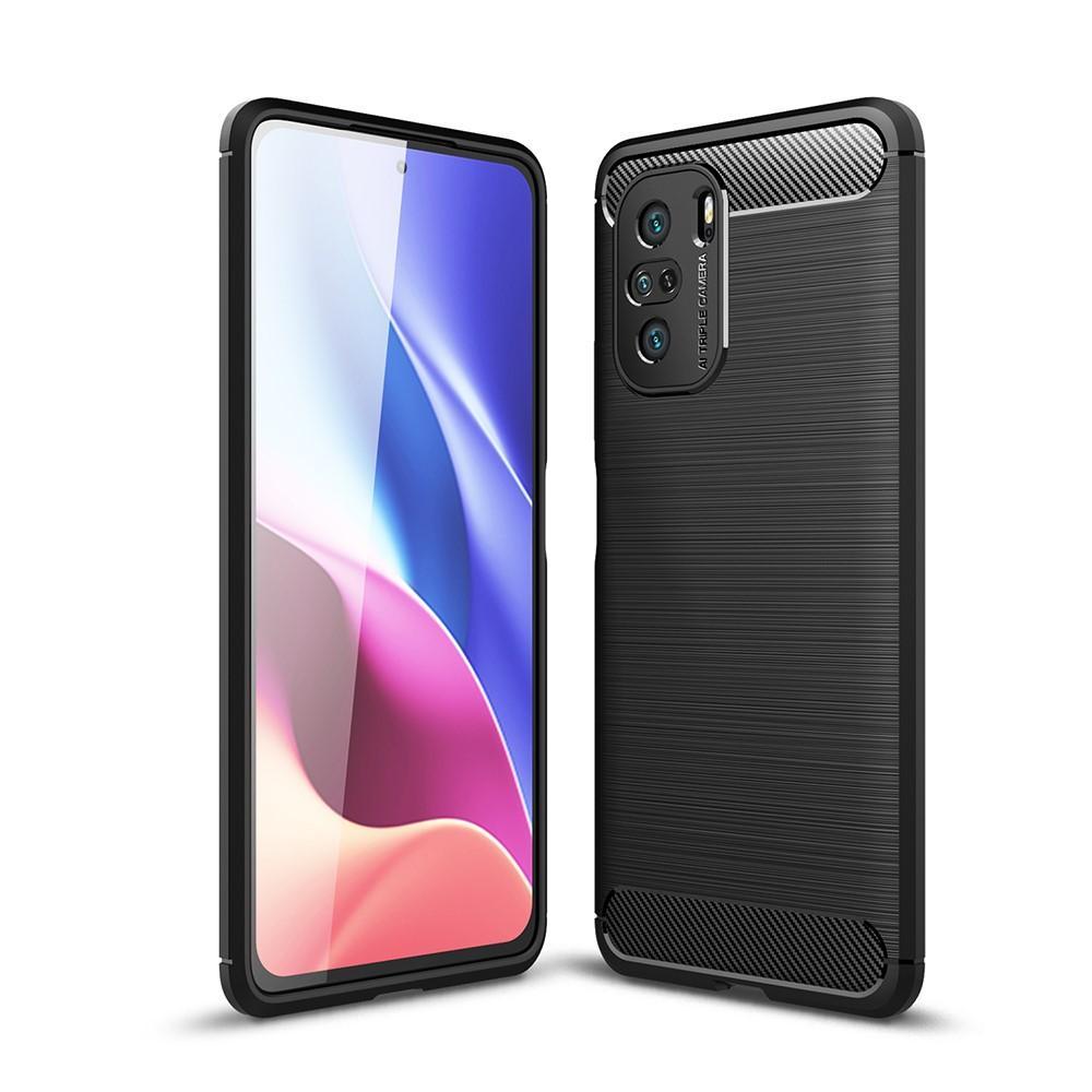 Brushed TPU Kuori Xiaomi Mi 11i Black