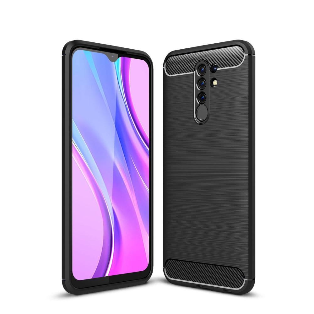 Brushed TPU Kuori Xiaomi Redmi 9 Black