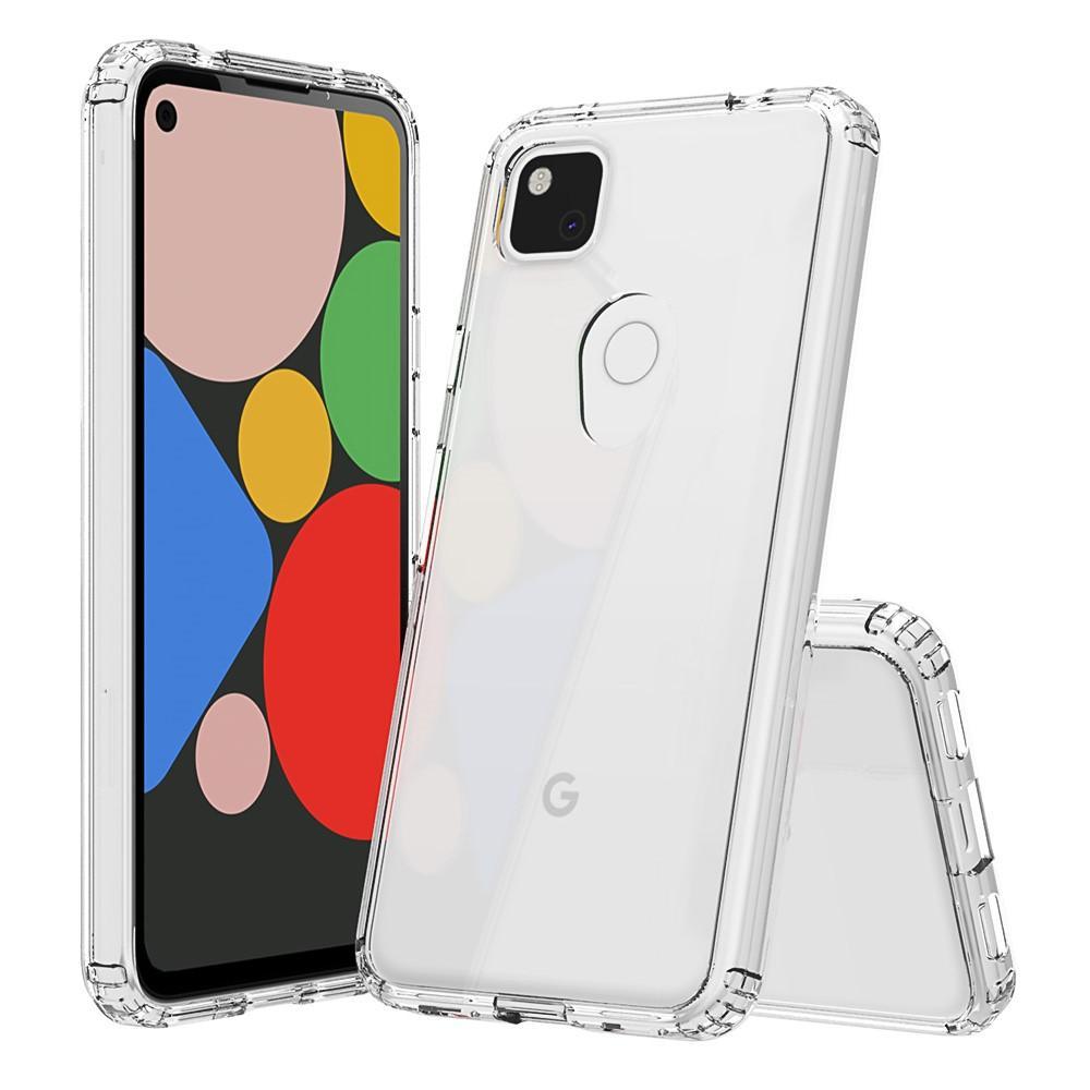 Crystal Hybrid Case Google Pixel 4a Transparent