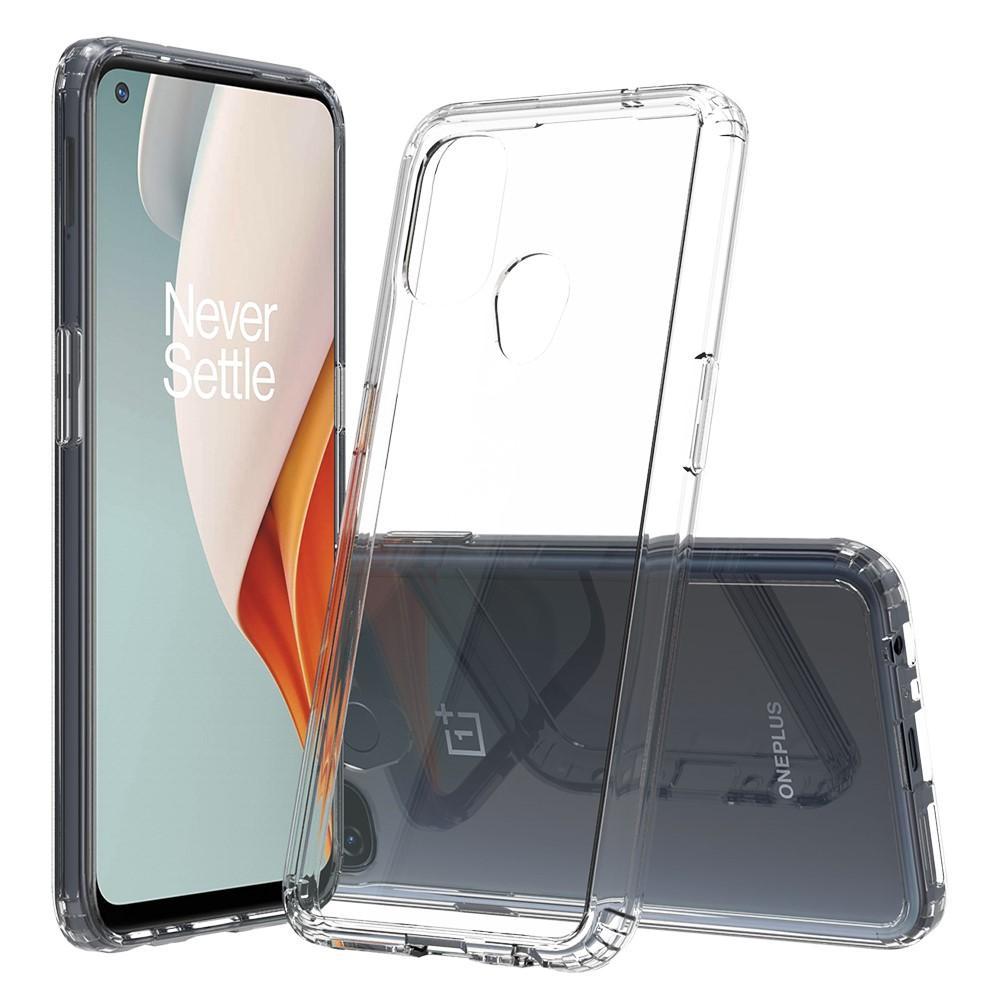 Crystal Hybrid Case OnePlus Nord N100 Transparent