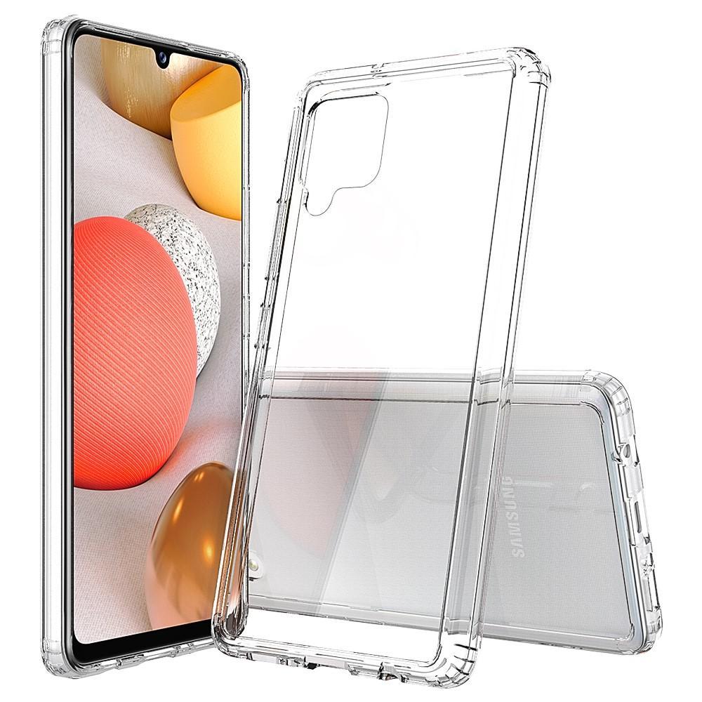 Crystal Hybrid Case Galaxy A42 5G Transparent
