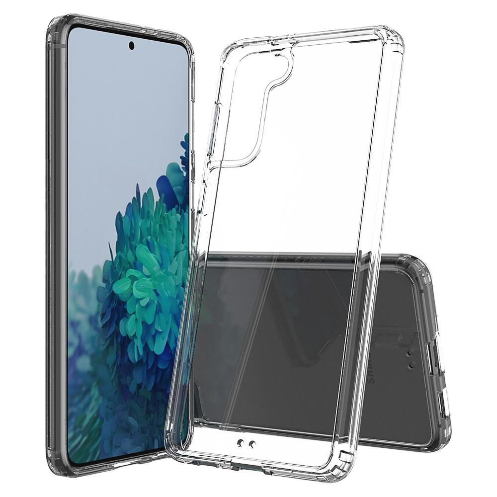Crystal Hybrid Case Samsung Galaxy S21 Plus Transparent