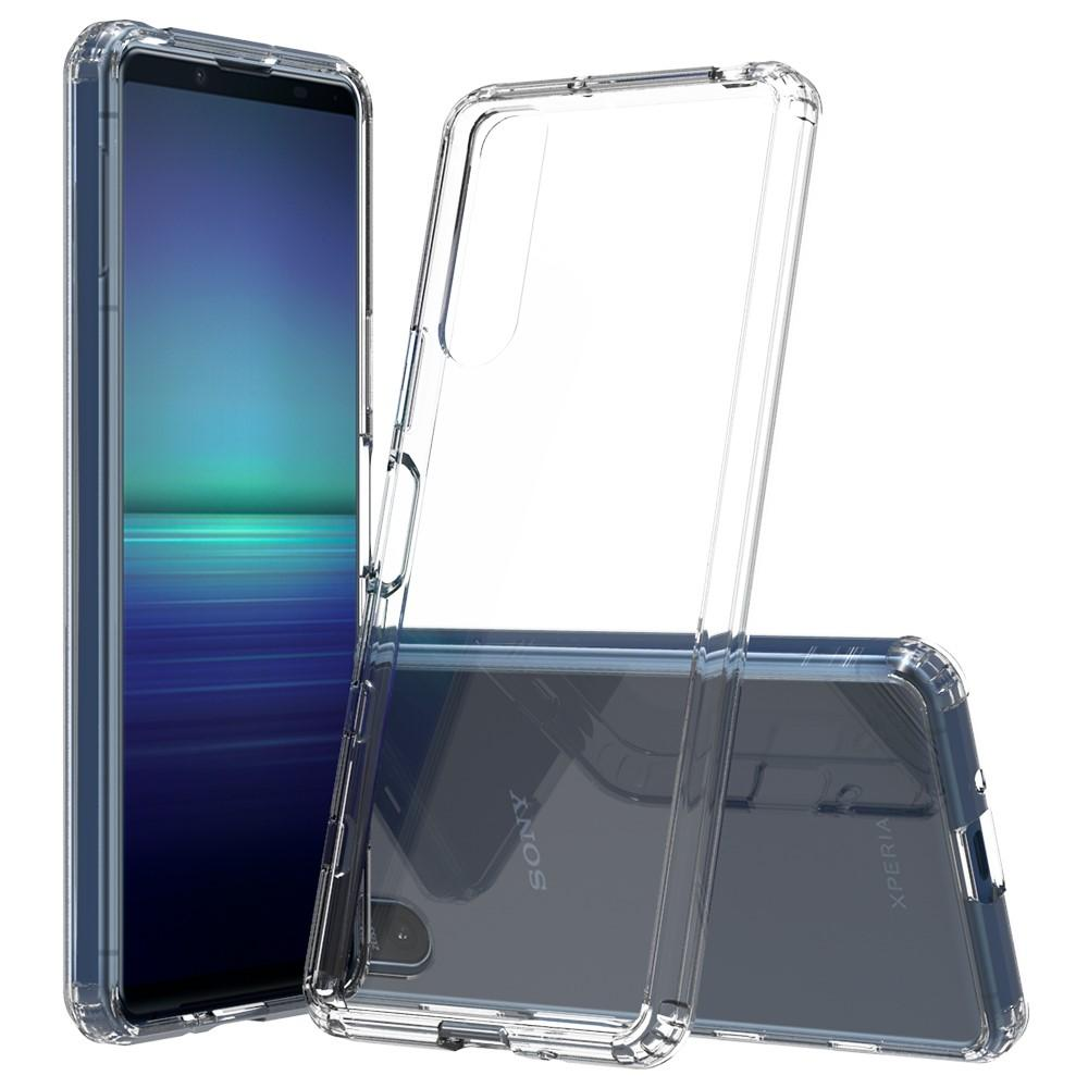 Crystal Hybrid Case Sony Xperia 5 II Transparent