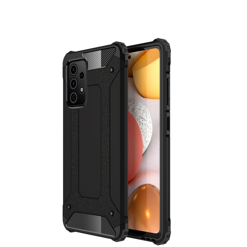 Hybridikuori Tough Galaxy A72 5G musta