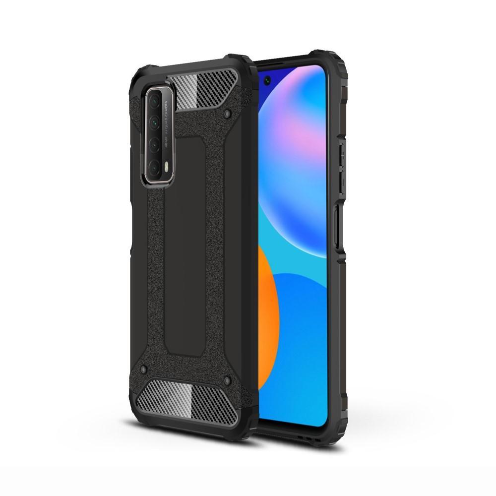 Hybridikuori Tough Huawei P smart 2021 musta