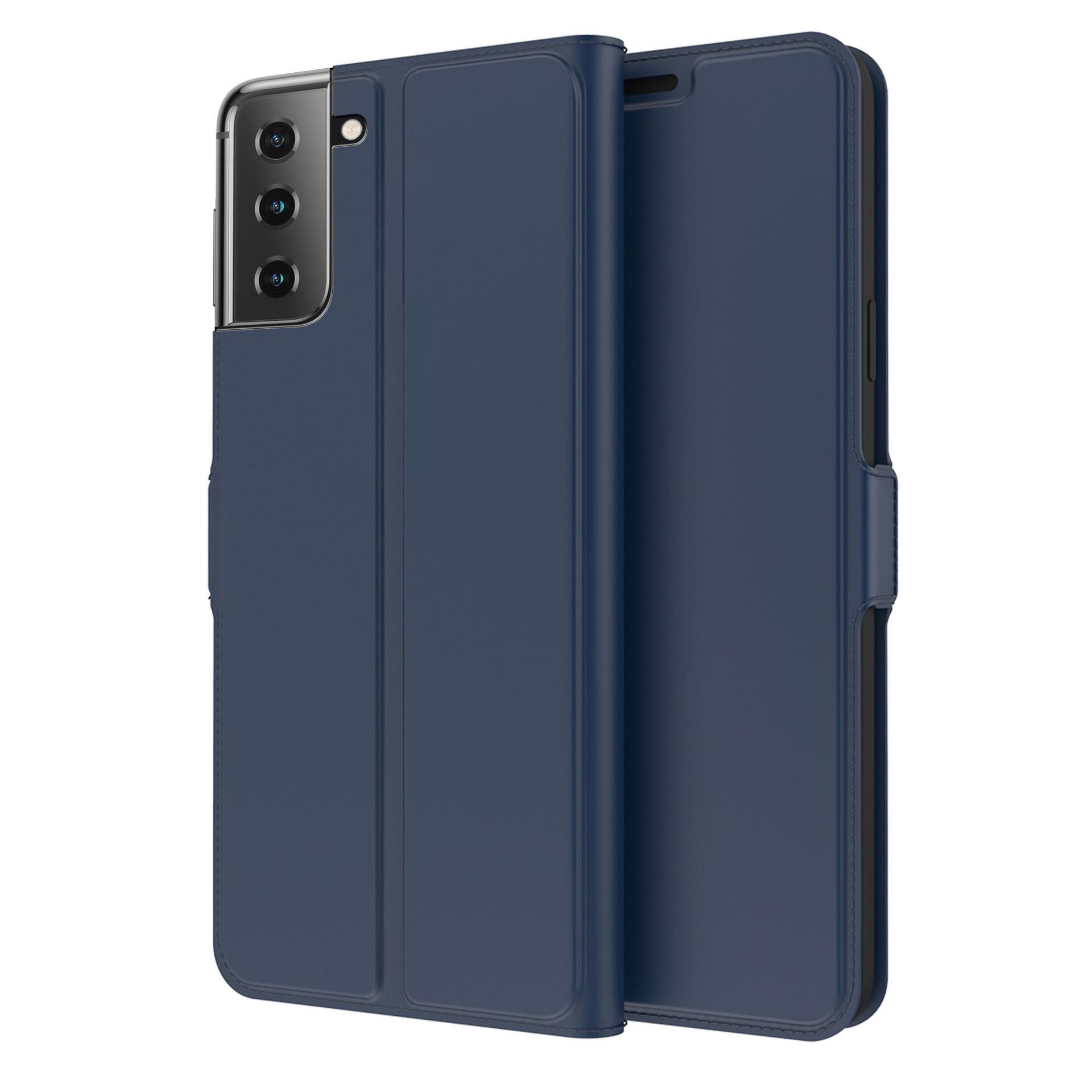 Slim Card Wallet Galaxy S21 sininen