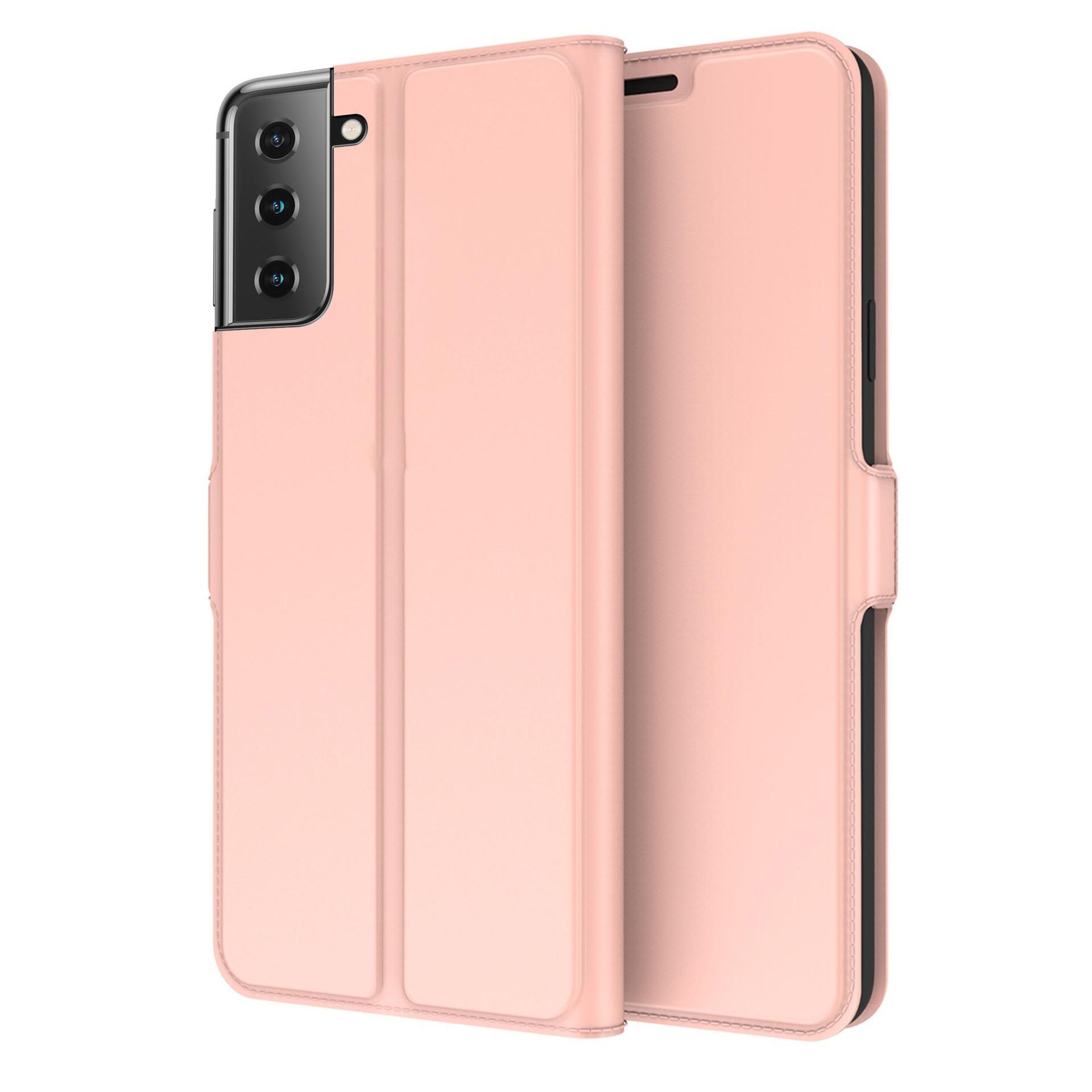 Slim Card Wallet Galaxy S21 ruusukulta