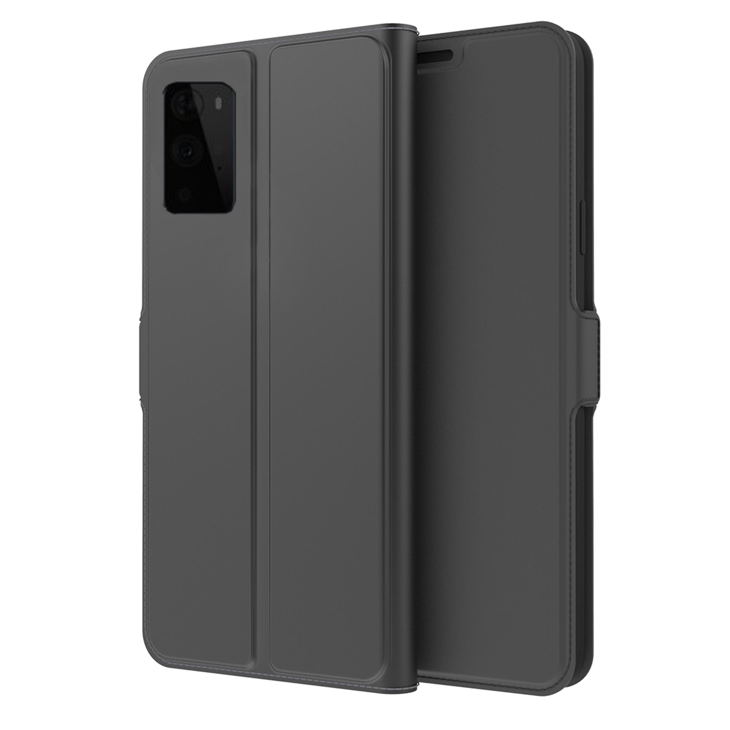 Slim Card Wallet OnePlus 9 musta