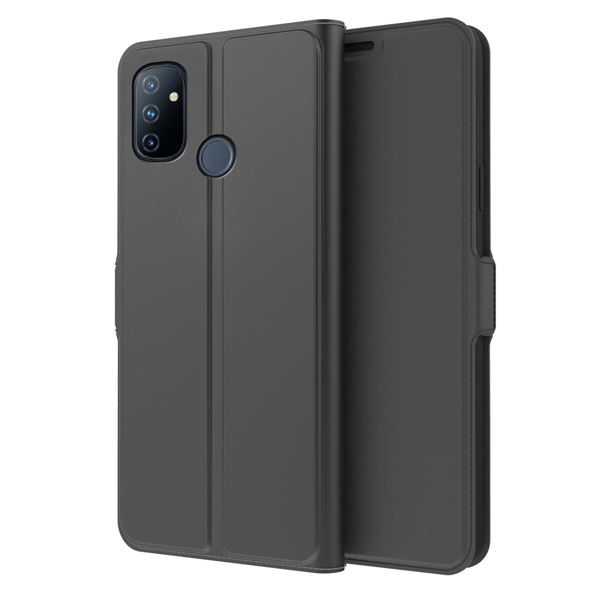 Slim Card Wallet OnePlus Nord N100 musta
