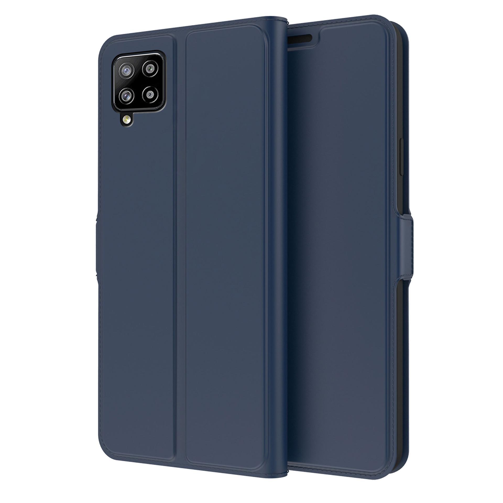 Slim Card Wallet Samsung Galaxy A42 5G sininen
