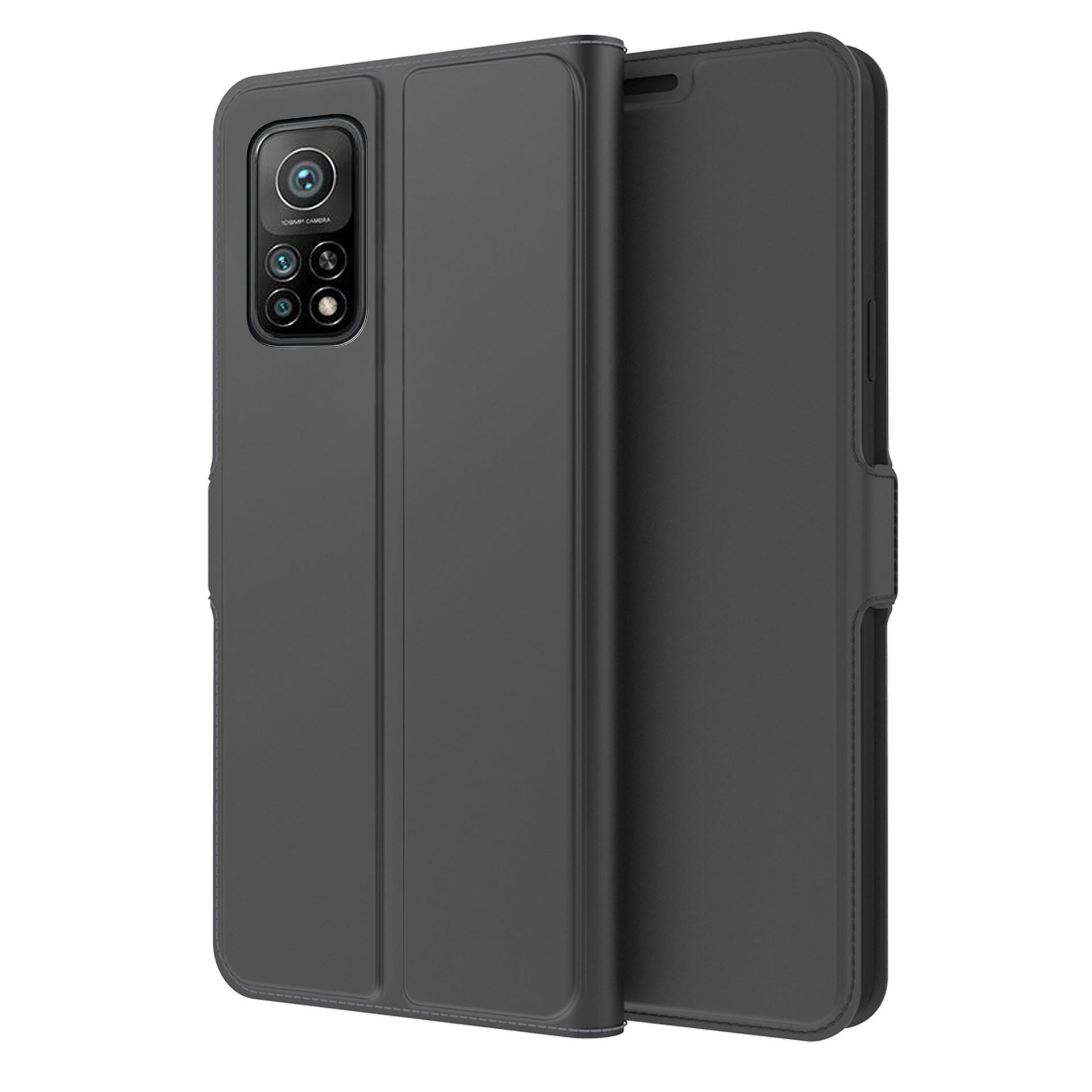 Slim Card Wallet Xiaomi Mi 10T Pro 5G musta