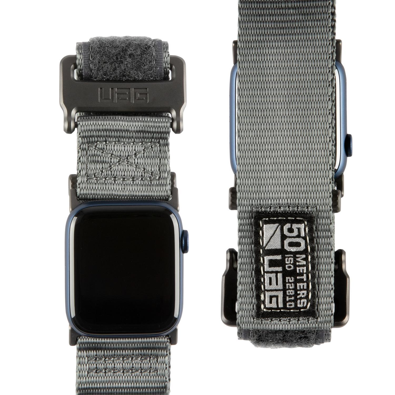Active LE Strap Apple Watch 42/44/45 mm Dark Grey