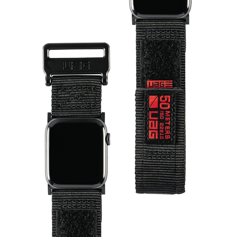 Active Strap Apple Watch 42/44/45 mm Black