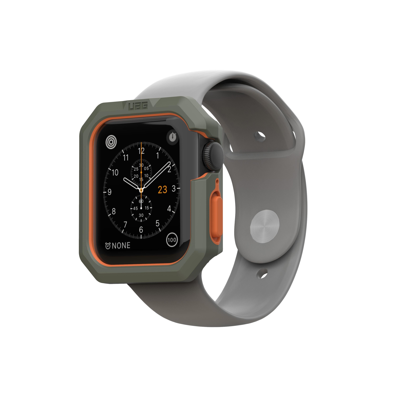 Civilian Series Case Apple Watch 44mm Olive/Orange