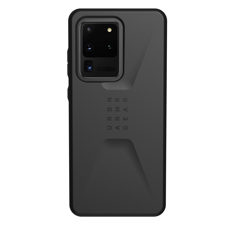 Civilian Series Case Galaxy S20 Ultra Black
