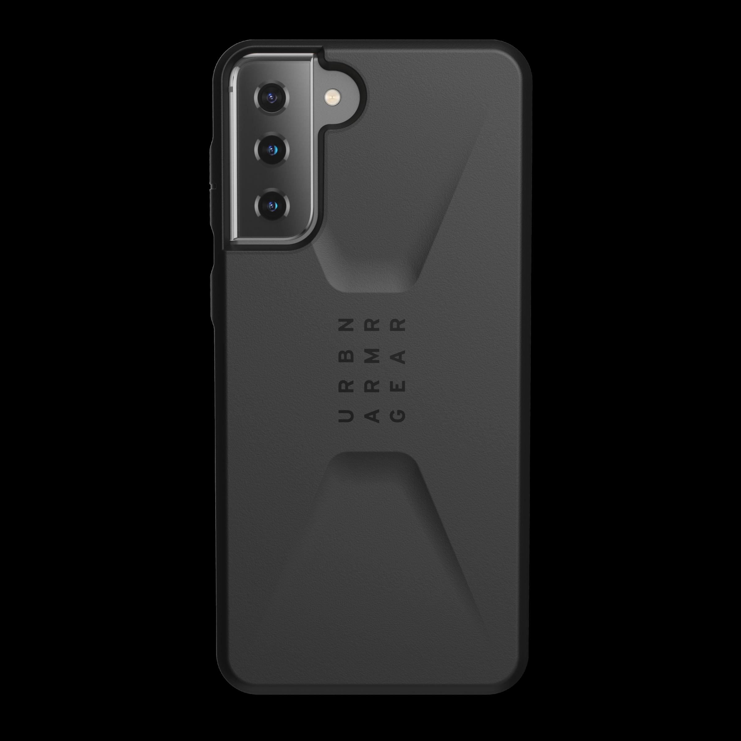 Civilian Series Case Galaxy S21 Plus Black