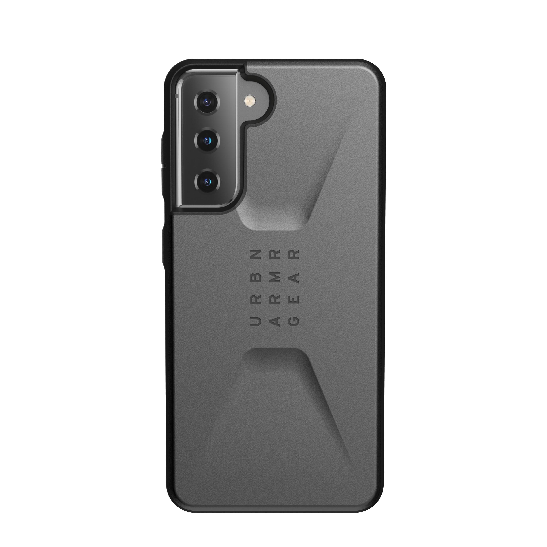 Civilian Series Case Galaxy S21 Silver