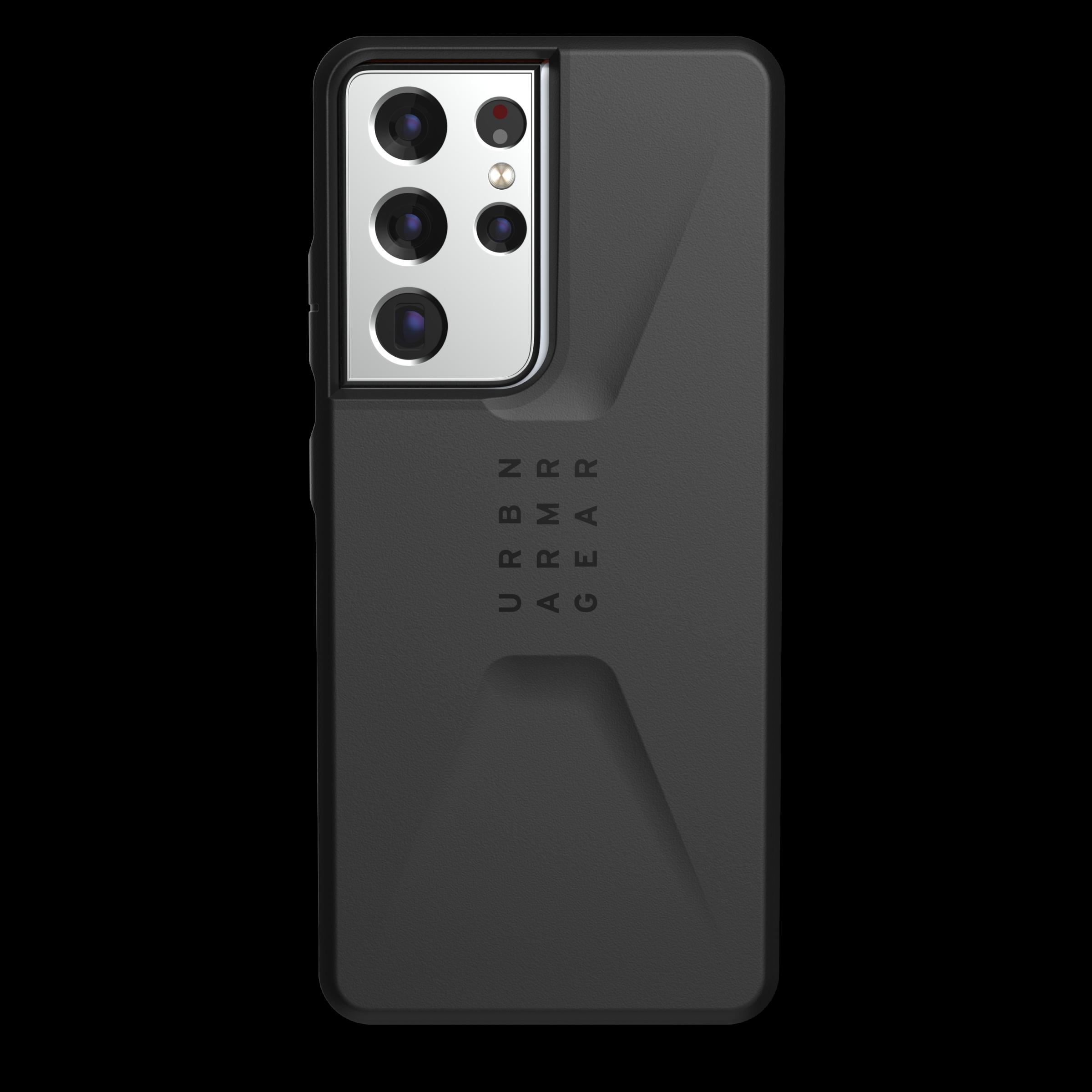 Civilian Series Case Galaxy S21 Ultra Black