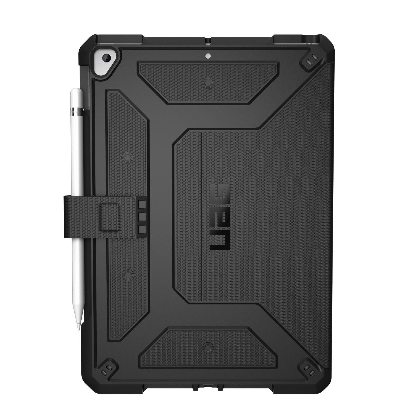 Metropolis Series Case iPad 10.2 Black
