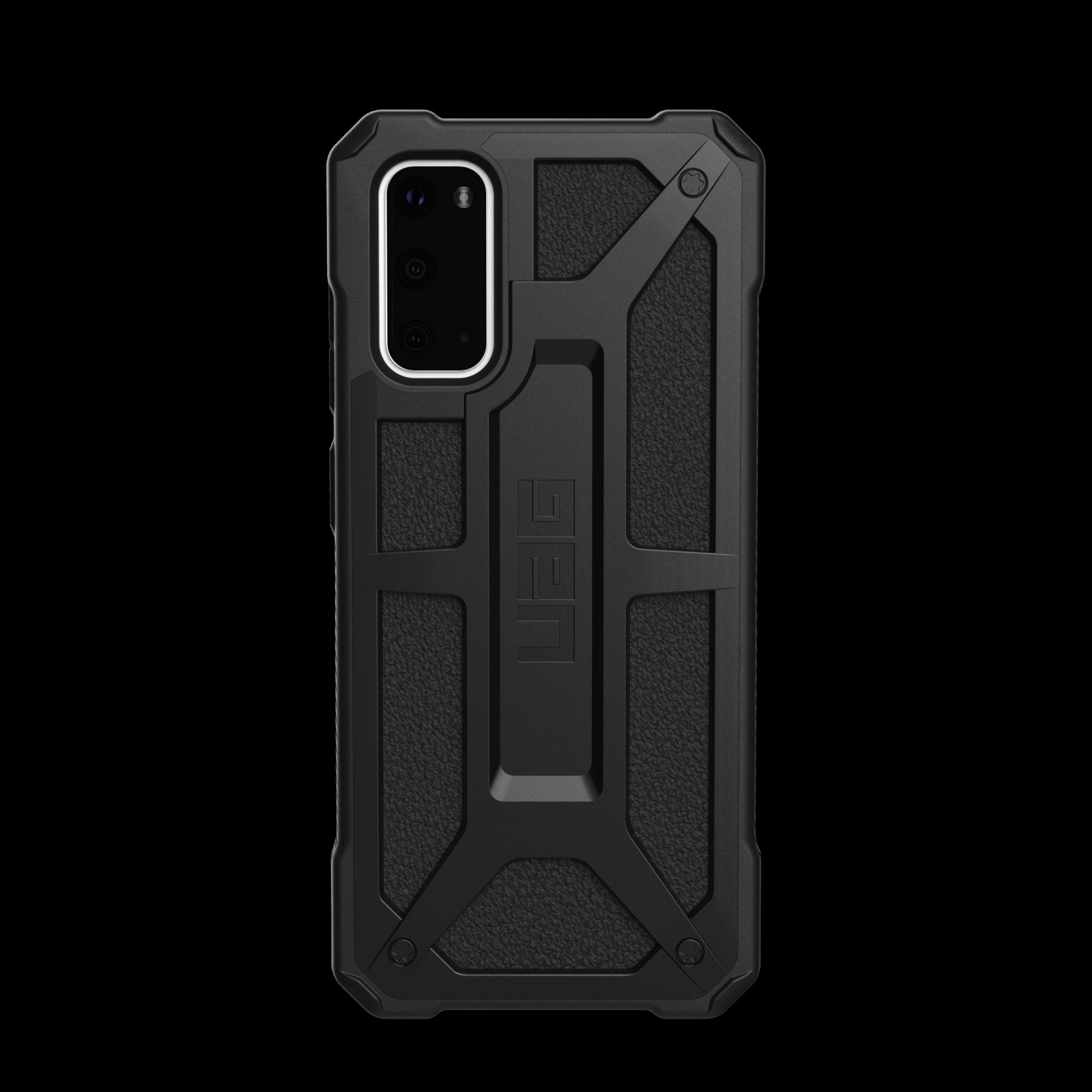 Monarch Series Case Galaxy S20 Black