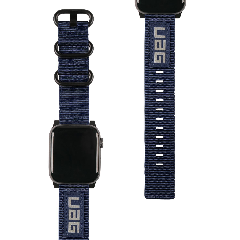 Nato Eco Strap Apple Watch 42/44/45 mm Mallard