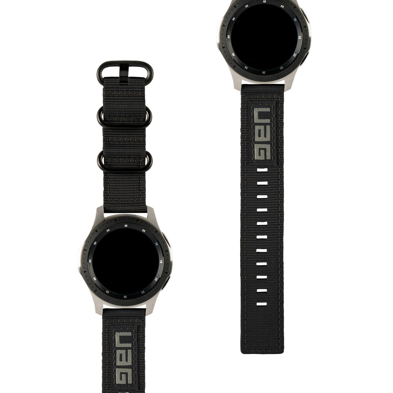 Nato Eco Strap Galaxy Watch 46mm/45mm Black