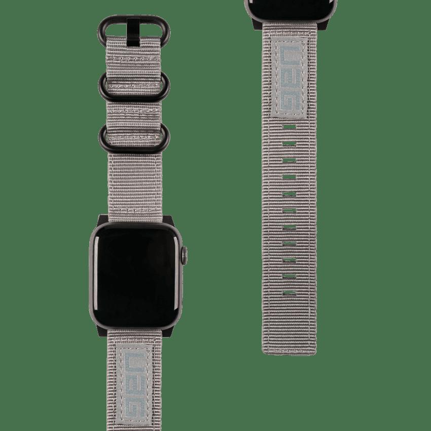 Nato Watch Band Apple Watch 42/44/45 mm Grey