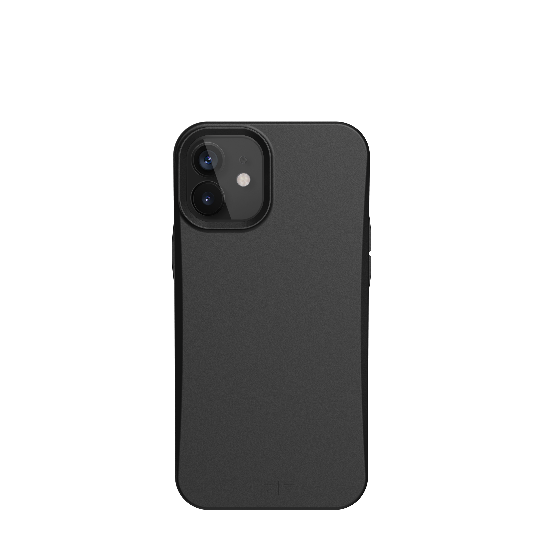 Outback Biodegradable Case iPhone 12 Mini Black