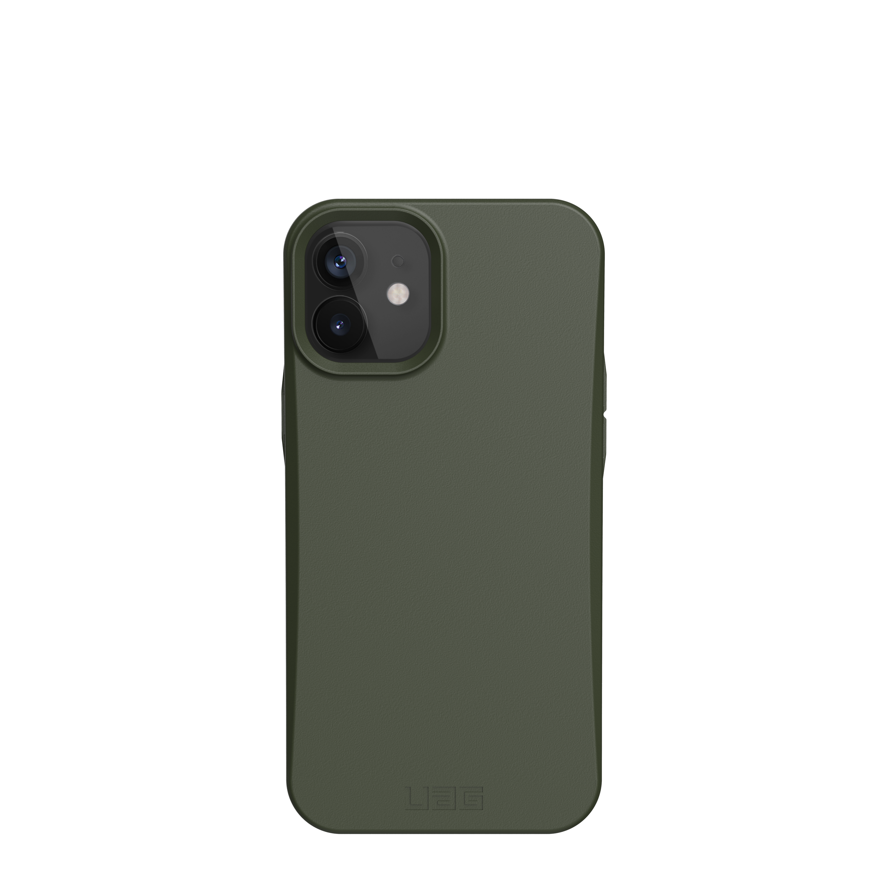 Outback Biodegradable Case iPhone 12 Mini Olive