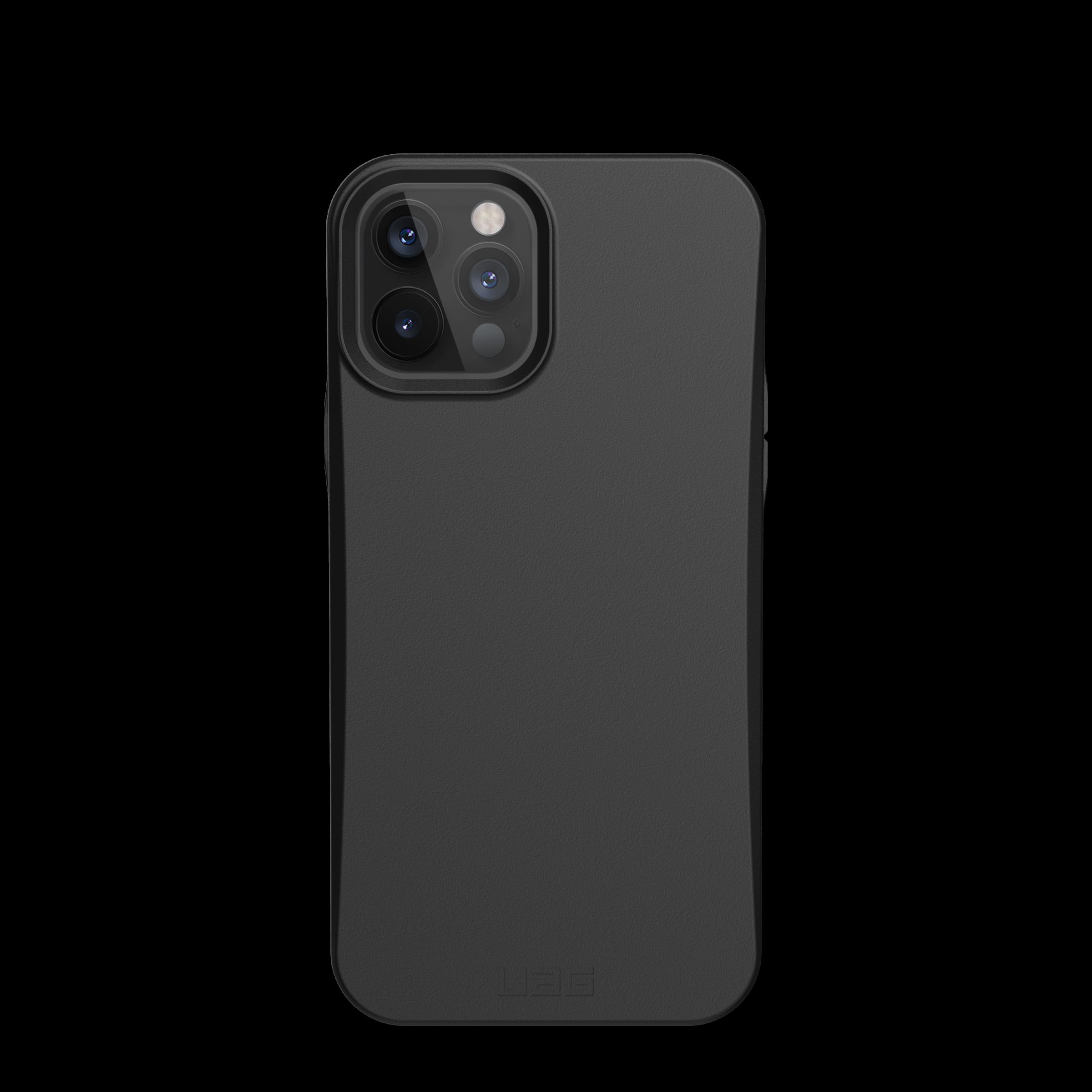 Outback Bio Case iPhone 12 Pro Max Black